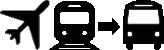 bus-train-plane